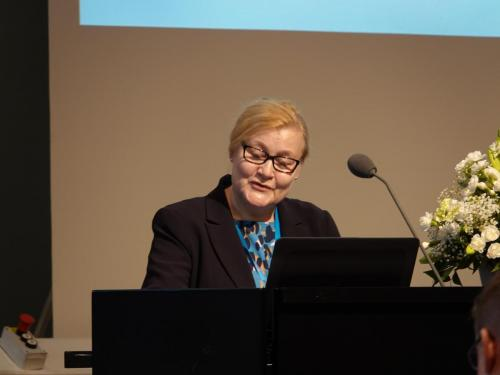 1st day, Anne Kovalainen
