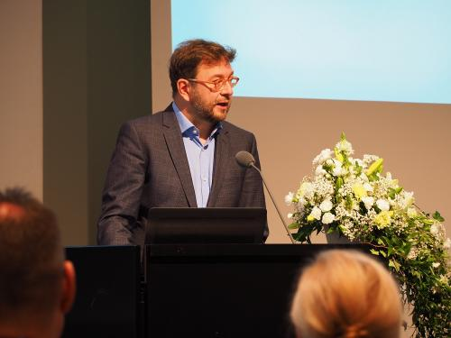 1st day, Timo Harakka, Minister of Employment